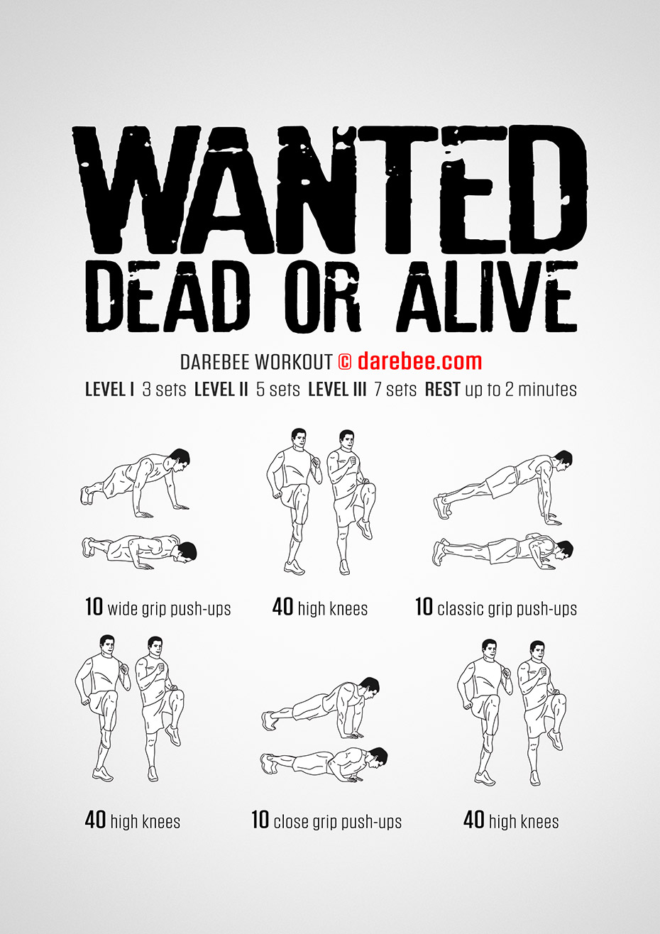 wanted-workout